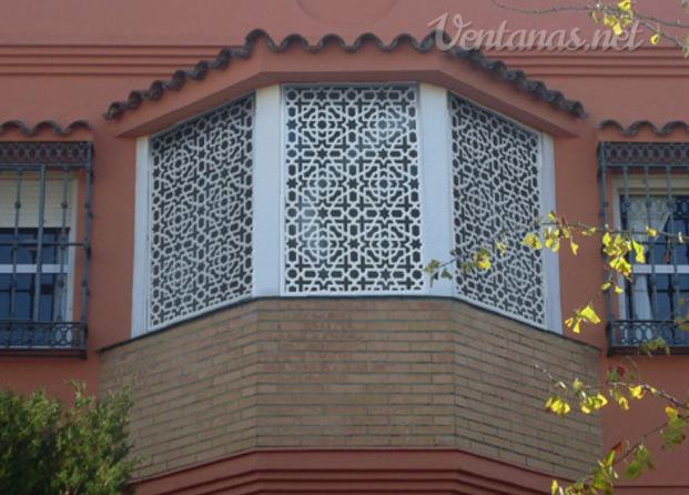 Im genes de andaluciart celos as y tallados - Celosias para ventanas ...