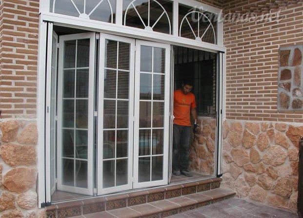 Pin rejas para ventanas balcones seguridad forja hierro - Rejas para balcones ...