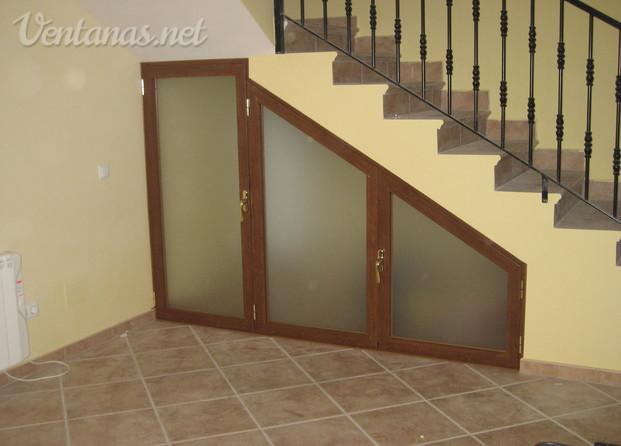 Im genes de aluminios espa a - Cerramientos de escaleras ...