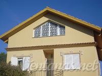 Casa residencial familiar ventanas de madera granada rejas - Casas de madera en granada ...