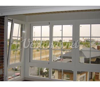 Ventana de aluminio para balcones cat logo - Persianas para balcones ...