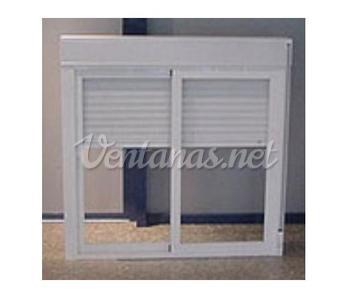 Ventanas de aluminio con persianas incorporadas precios for Ventanas con persianas incorporadas