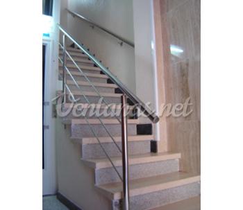 barandilla escalera On barandilla aluminio escalera