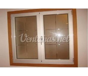 Hierro forjado ventana dise las parrillas ventanas puertas for Catalogo puertas aluminio