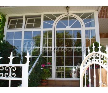 Estructura de aluminio para exteriores for Ver precios de ventanas de aluminio